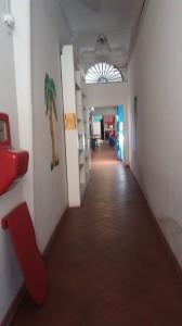 corridoio in entrata
