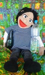 La bottiglietta Pasqualina