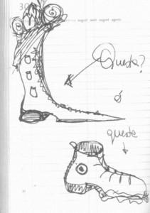scarpette incantate